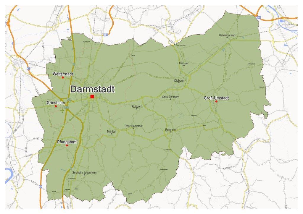 24 Stunden Pflege durch polnische Pflegekräfte in Darmstadt-Dieburg
